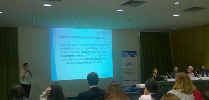 Enhancing Enabling Environment in the Black Sea Region: BCSDN Team Presents a First Ever Regional Mapping Report