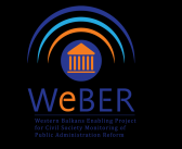 Official Launch of the WeBER Platform at the 9th Annual ReSPA Conference