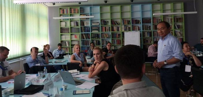 Leadership Academy for Democracy for the First Time Held in the Balkans