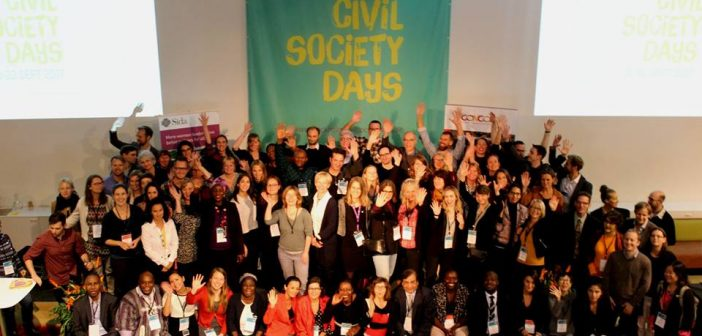 The Global Standard for CSO Accountability Presented on Stockholm Civil Society Days