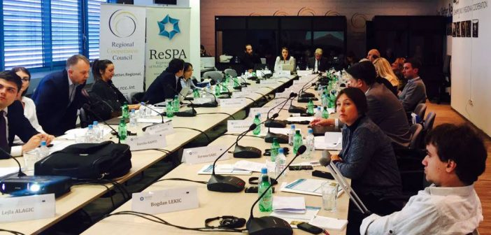 BCSDN at the Meeting of the Regional Working Group on Better Regulation