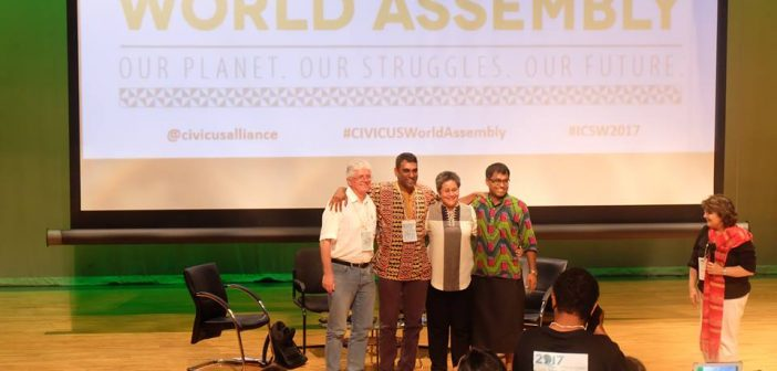 BCSDN at ICSW 2017: Bringing Local Voices in Our Global Struggles
