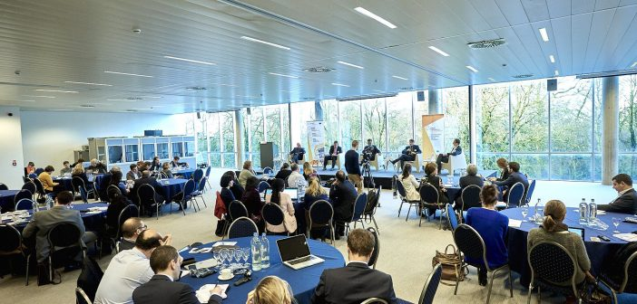 The Policy Forum for Development Held its 1st Regional Meeting Europe