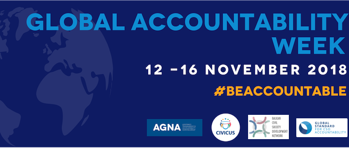 BCSDN Celebrating the Global Accountability Week – 12-16 November