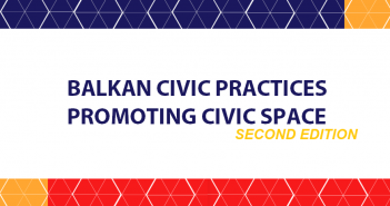 Balkan Civic Practices Second Call for Contributions: Resilience through Togetherness