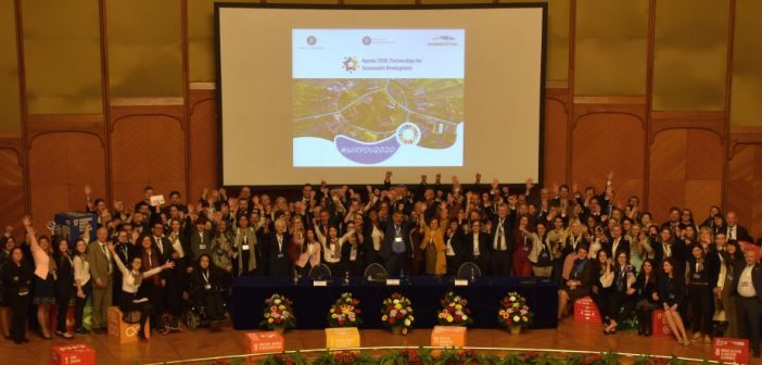 BCSDN at the International Conference on the 2030 Agenda: Partnerships for Sustainable Development, Held in Bucharest