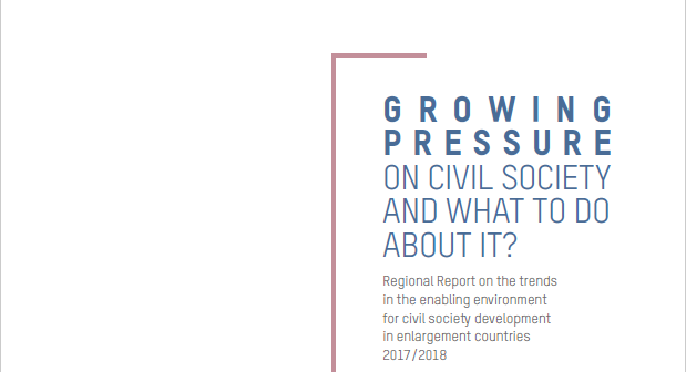 Growing Pressure on Civil Society and What to do About it?
