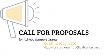 BCSDN Announces a Call for Proposals for Ad-Hoc Support Grants
