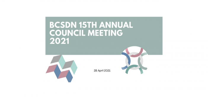 BCSDN 15th Annual Council Meeting: Strategic Documents Adopted, Future Plans Discussed!