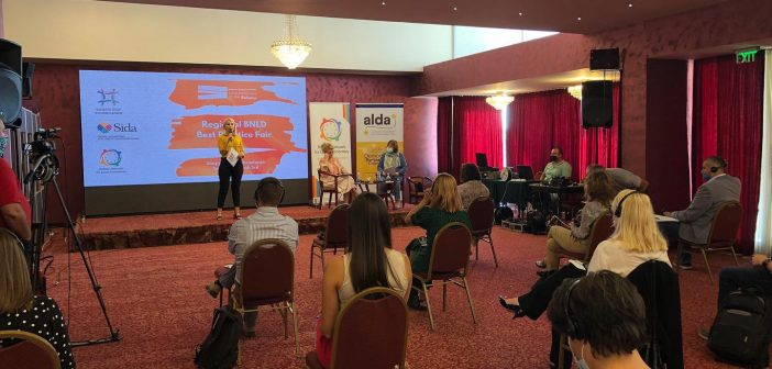 BNLD Organized Regional Best Practice Fair